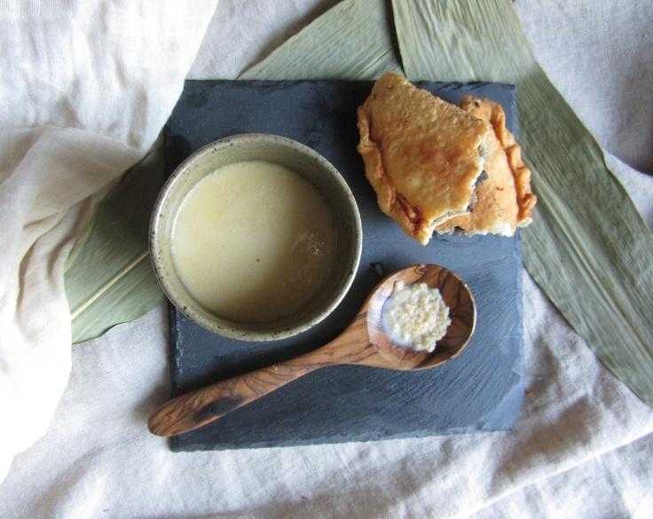 suutei tsai add a green tea and salt mongolian milk tea mongolian