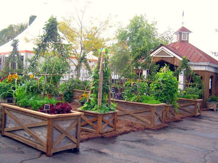 garden box design ideas planter box decorating ideas for landscape - Garden Box Design Ideas