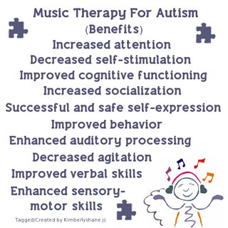 benefits of music therapy Music therapy has long been known for its healing powers — its use dates back to wwi, where it was used to help with the physical and emotional healing of the wounded.