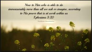 Ephesians 320