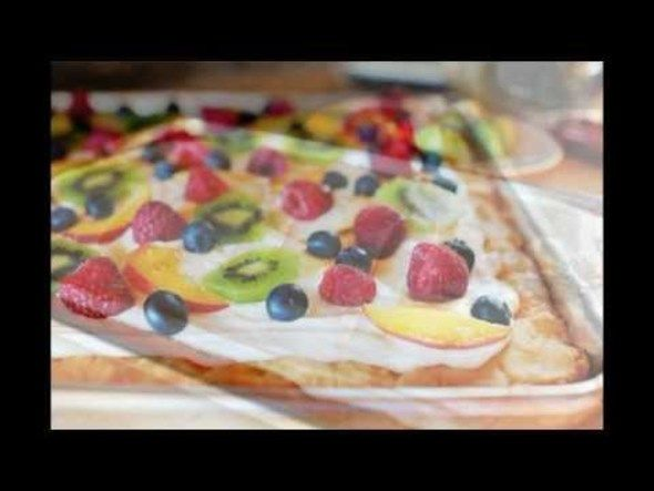 Deep Dish Fruit Pizza Recipes — Dishmaps