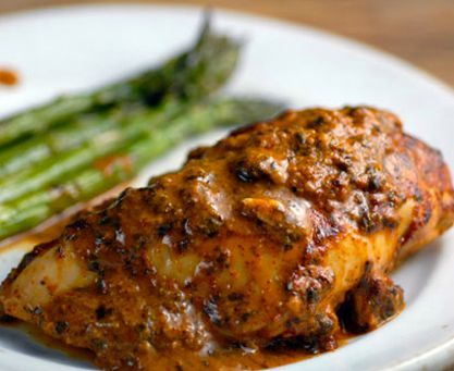 Baked Mustard and Lime Chicken   Recipes   Pinterest