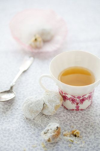 tea and pistachio sandies | Coffee and Tea 2 | Pinterest