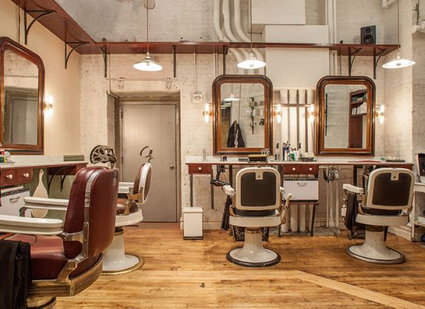 Decatur & Sons BarberShop NYC Indulgences.... Pinterest