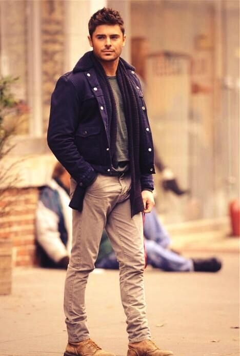 Zac efron style clothes