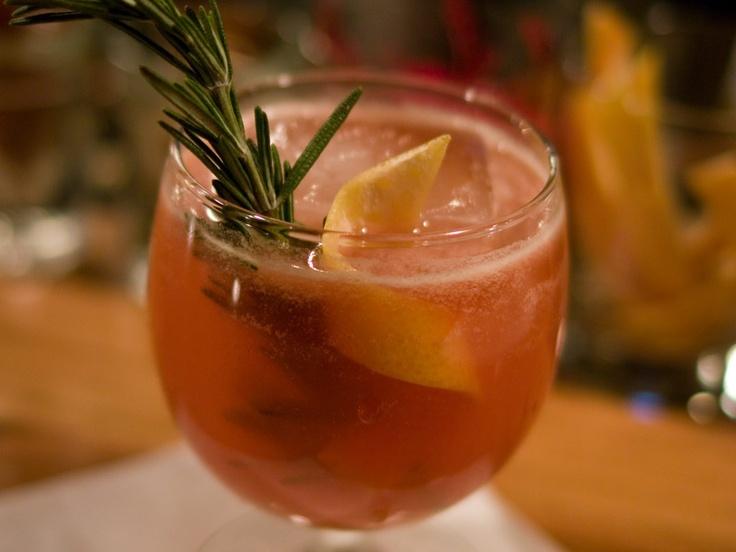 Pete drink Bourbon Campari Fresh Grapefruits Fresh Rosemary Grapefruit ...