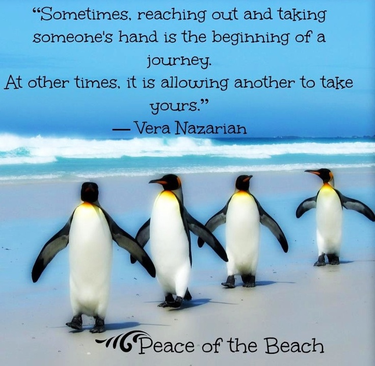Penguin love quotes