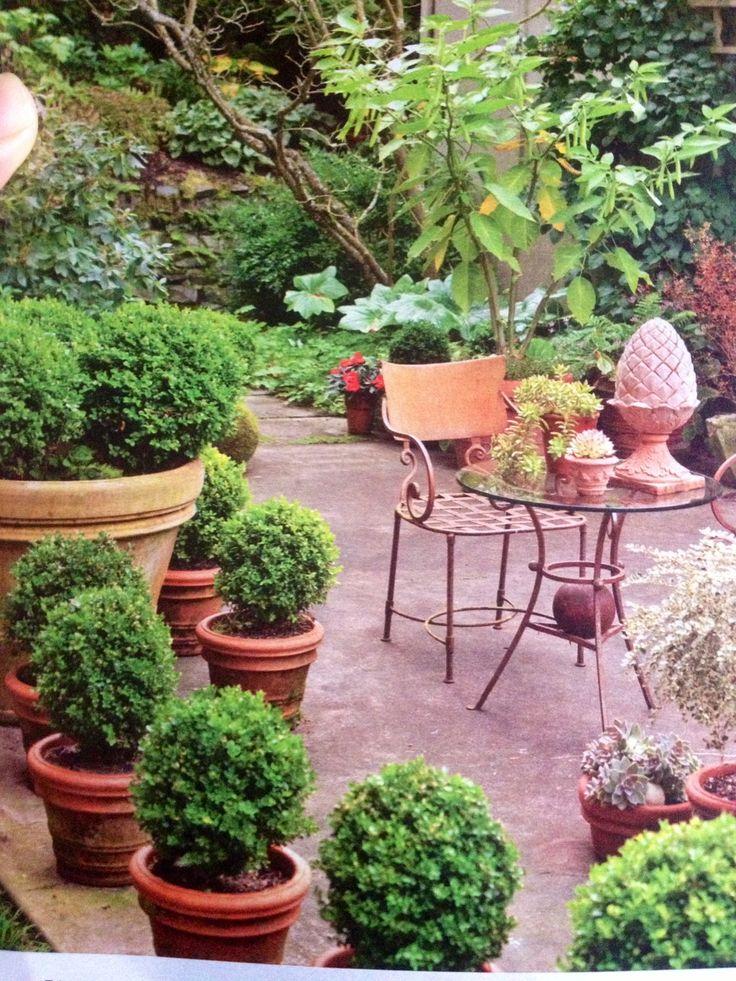 Bhg Garden Ideas Magazine Photograph Patio So Cute Bhg M
