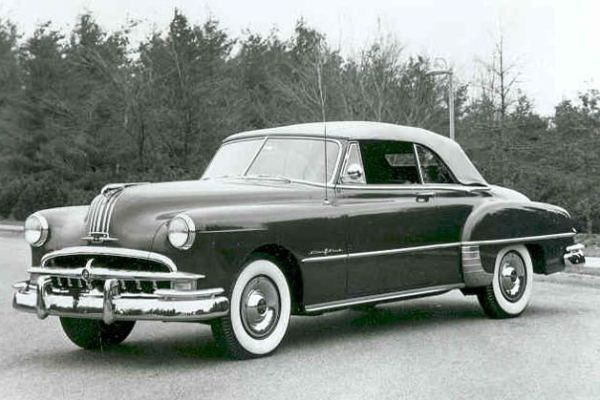 1949 Pontiac Convertible Older Cars Pinterest