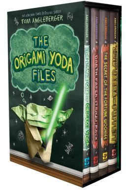 Origami Yoda Series by Tom Angleberger | Humor Books for ... - photo#8
