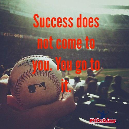 baseball success motivation baseball pinterest