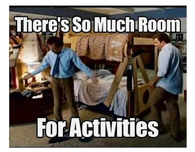 """There's so much room for activities"""" Stepbrothers   TV & Movies ..."""