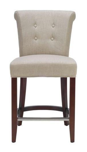 Aldo upholstered counter stool home sweet home pinterest