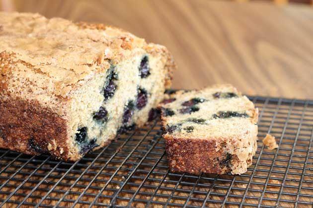 Blueberry Orange Bread | Passing the Relish | Pinterest