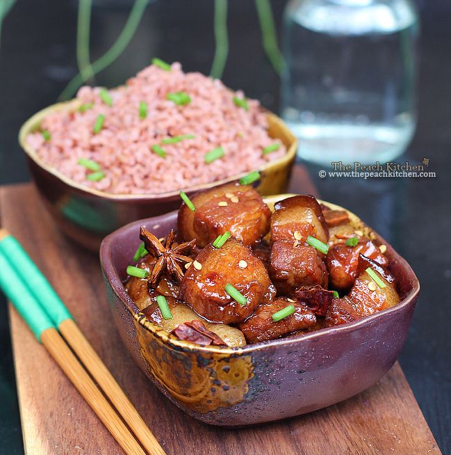 Chinese Pork Adobo | The Peach Kitchen | Cooking | Pinterest
