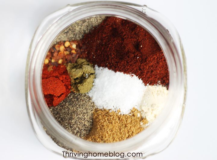 taco seasoning mix | Dressing/sauces/seasonings | Pinterest