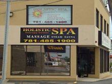 massage parlor steam bath services charleston