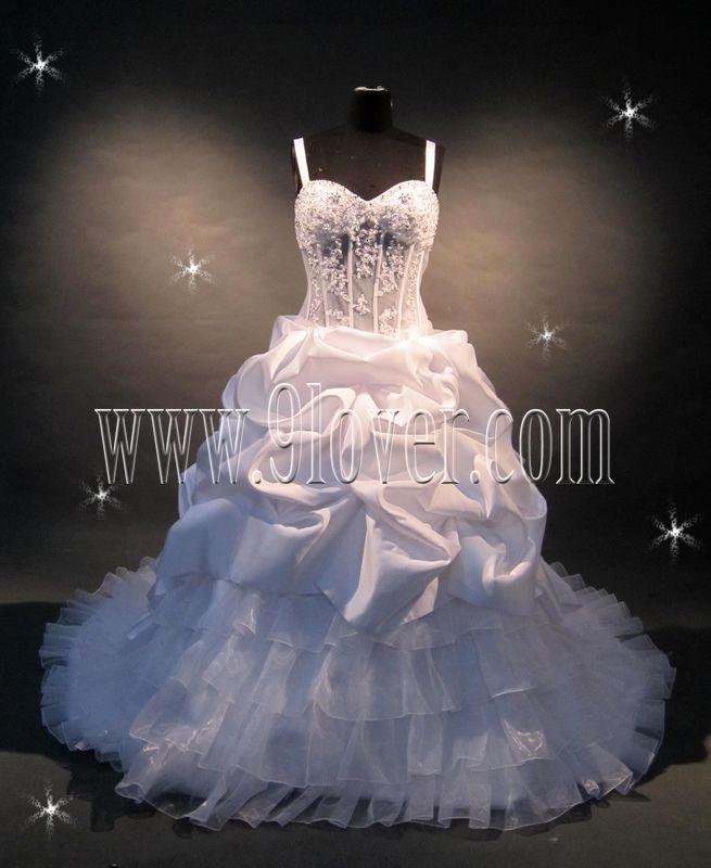 Cinderella wedding dress bridal pinterest for Wedding dress shops in dc