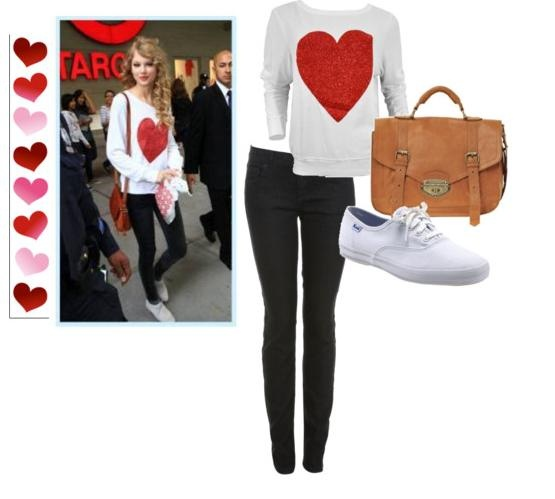 casual valentines outfit - Google Search