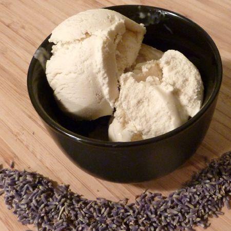 Honey lavender ice cream | Sweets - Ice Cream / Popsicles | Pinterest
