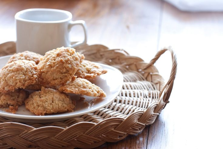 Agave Honey Oatmeal Cookies http://www.delightglutenfree.com/recipes ...
