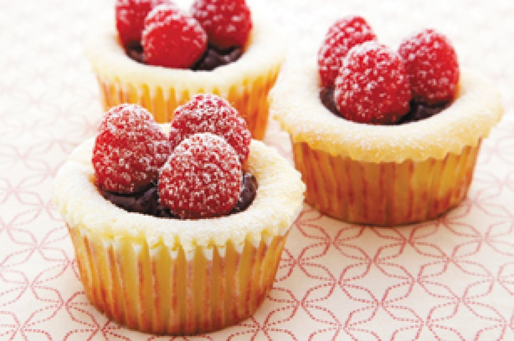 Paula Deen's Easy Cheesecake Cupcakes | Strictly Indulgence (Sweet st ...