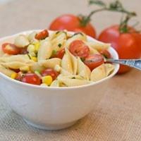 Simple Summer Pasta   Recipes   Pinterest