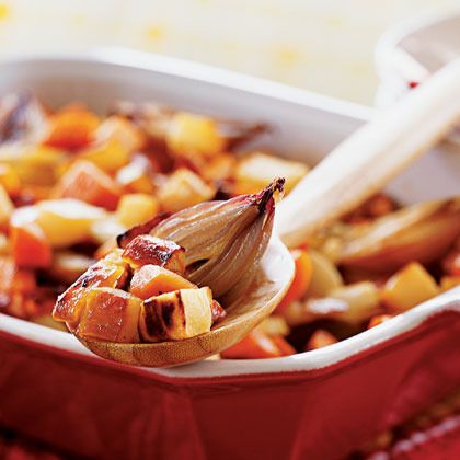 Honey-Roasted Root Vegetables by Cooking Light