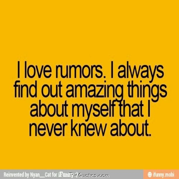 funny quotes about gossip and rumors quotesgram