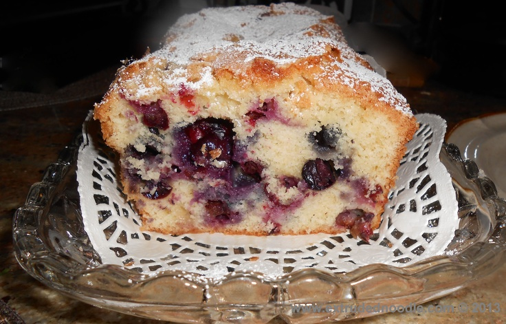 Old Fashioned Blueberry Cake | Baking | Pinterest