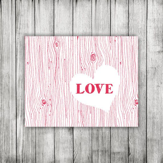 valentine's day wall art