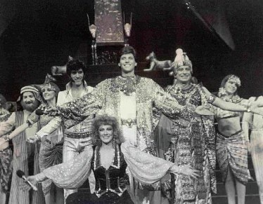 Mexican cast joseph and the amazing technicolor dreamcoat