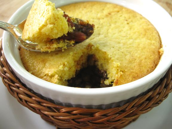 beans and cornbread | Snacktime | Pinterest