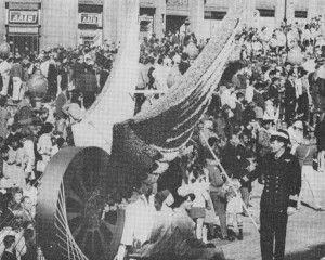 Die inwoners van port elizabeth het op saterdag 13 junie 1970 in hul