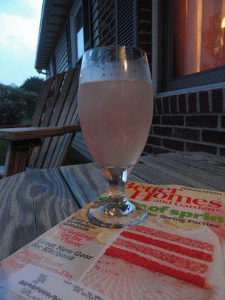 old fashioned pink lemonade | Pink Lemonade | Pinterest