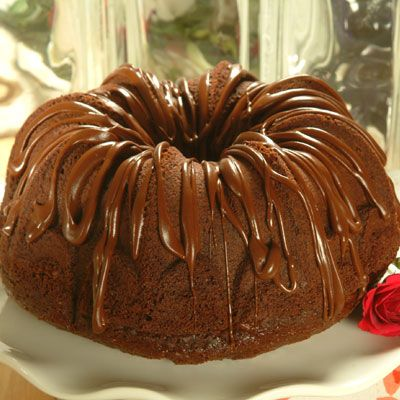 Rich chocolate pound cake - does not disappoint! Easy and yummy...