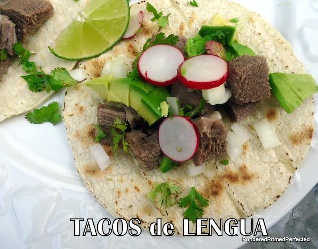 Yummy Tacos de Lengua | Food & Drinks | Pinterest