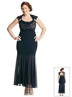 plus length attire quinceanera