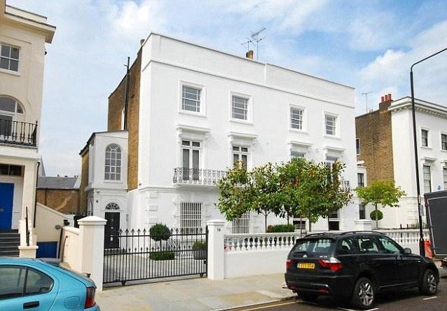 Notting Hill London England Pinterest