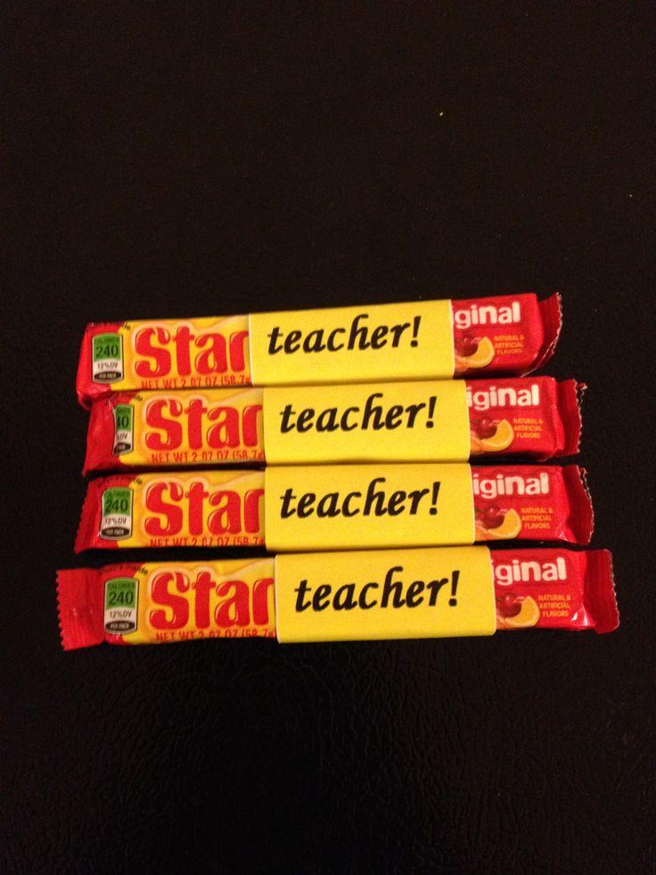 teacher appreciation week 2014 | better than apples | Pinterest