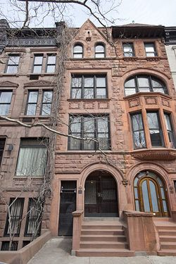 Pin by debbie ostrowski barton on new york city for Townhouse for sale in manhattan