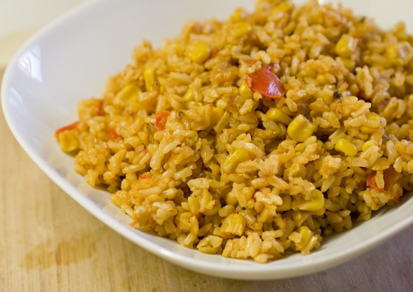 Red Mexican Rice | Must try recipes | Pinterest