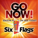 when is six flags opening day