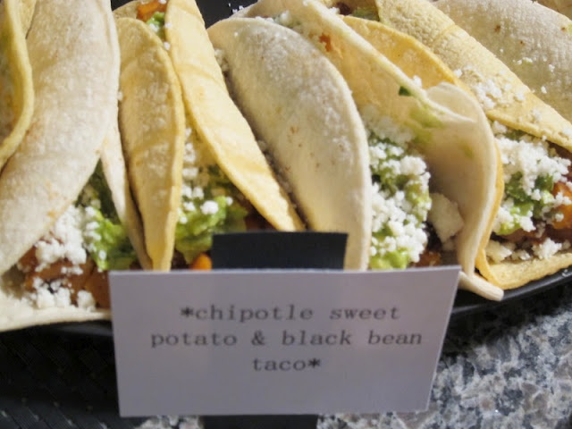 Chipotle Sweet Potato, Black Bean, And Guac Tacos Recipe — Dishmaps