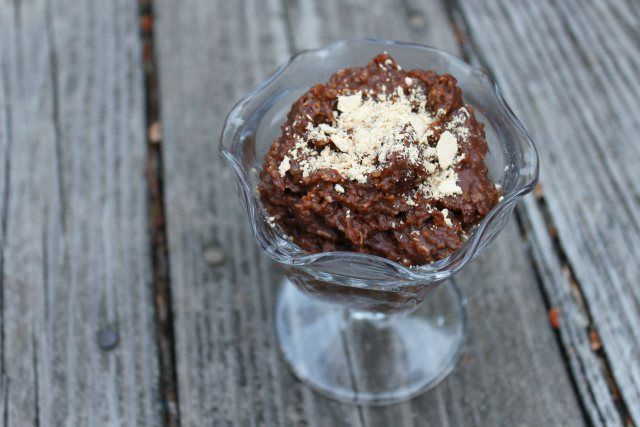 Chocolate Peanut Buckwheat Cereal   Strength and Sunshine