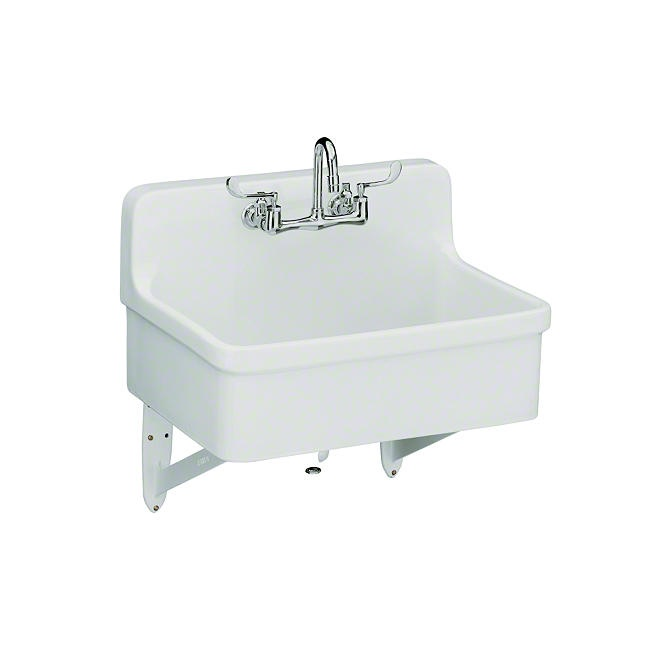 Small Utility Sink : small wall mount utility sink Car Tuning