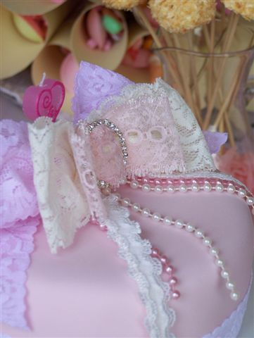 Pink Lady Cake | Cakes | Pinterest
