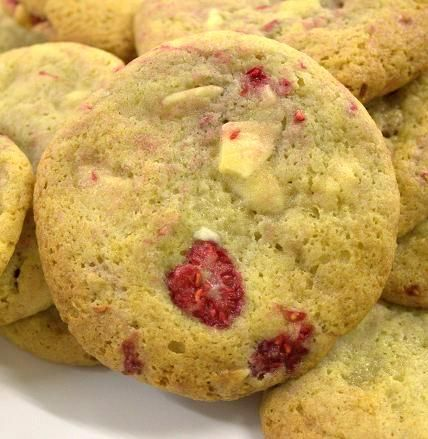 Chocolate Raspberry Cookies Recipes — Dishmaps