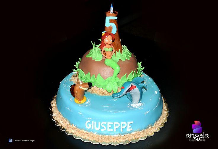 Zig e sharko le torte creative di angela pinterest for Zig e sharko
