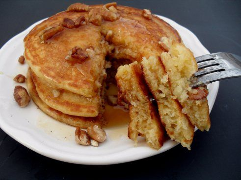 Cornmeal Griddle Cakes   yummy things I want to make   Pinterest